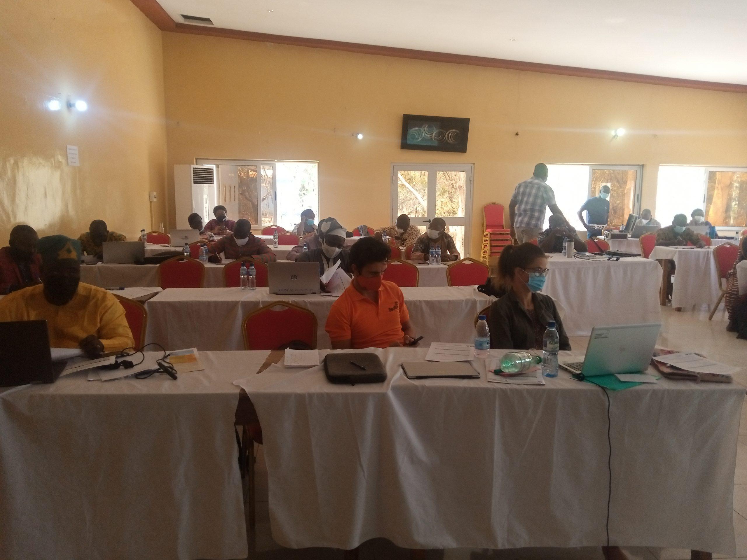 Participation de la FUPRO-BENIN à l'atelier d'échange et d'appropriation de l'approche d'évaluation du respect des principes de gouvernance au sein des structures des partenaires de la DDC.