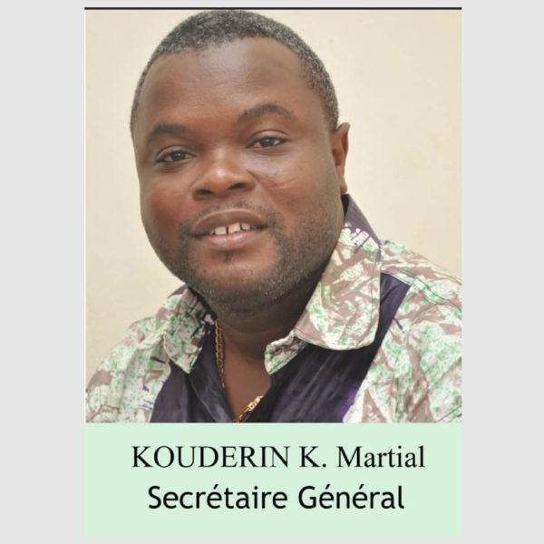 KOUDERIN K. Martial