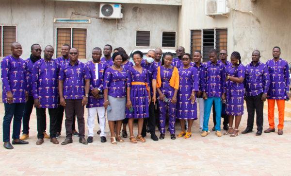 La FUPRO-BENIN opte pour le corporate wear : Un grand pas dans le renforcement de sa communication institutionnelle.