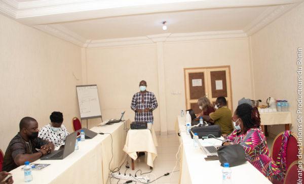 Atelier d'échange sur le processus de certification des semences de plantes améliorantes : La FUPRO-BENIN œuvre pour l'accès facile des producteurs aux semences certifiées de qualité.
